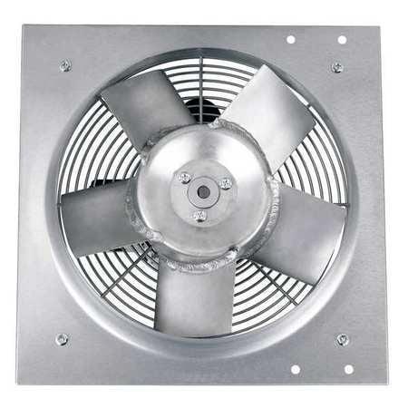 DAYTON 10D963 Exhaust Fan,12 In,1286 CFM