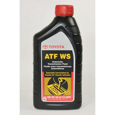 Toyota Genuine WS Automatic Transmission Fluid