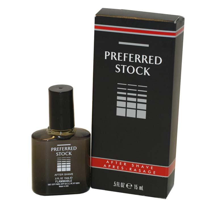 Preferred Stock Aftershave 0.5 Oz / 15 Ml