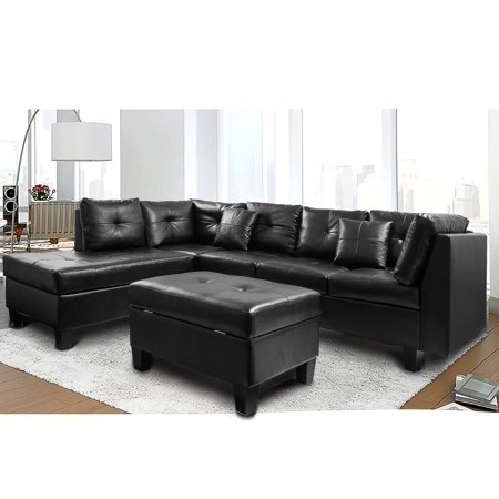 Harper Amp Bright Designs Sectional Sofa With Chaise And