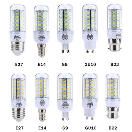2-Pack Led Light Bulb, 400-450 Lumen 6000K, Warm Daylight ...