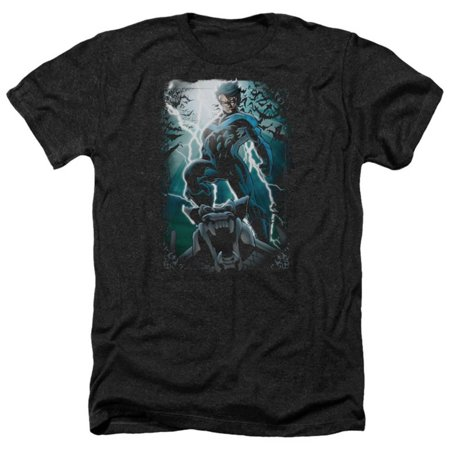 Knightwing- Gargoyle Pose Apparel T-Shirt - - Gargoyle Apparel