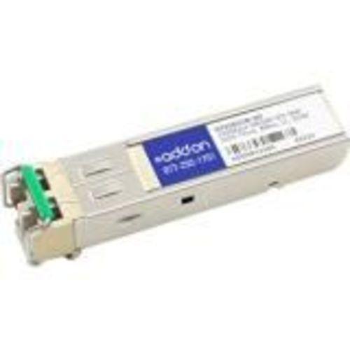 Addon Ciena Ntk585cw Compatible Taa Conforme 1000Base-DWDM 100GHz Sfp Transceiver (smf, 1555.75nm, - image 1 de 1