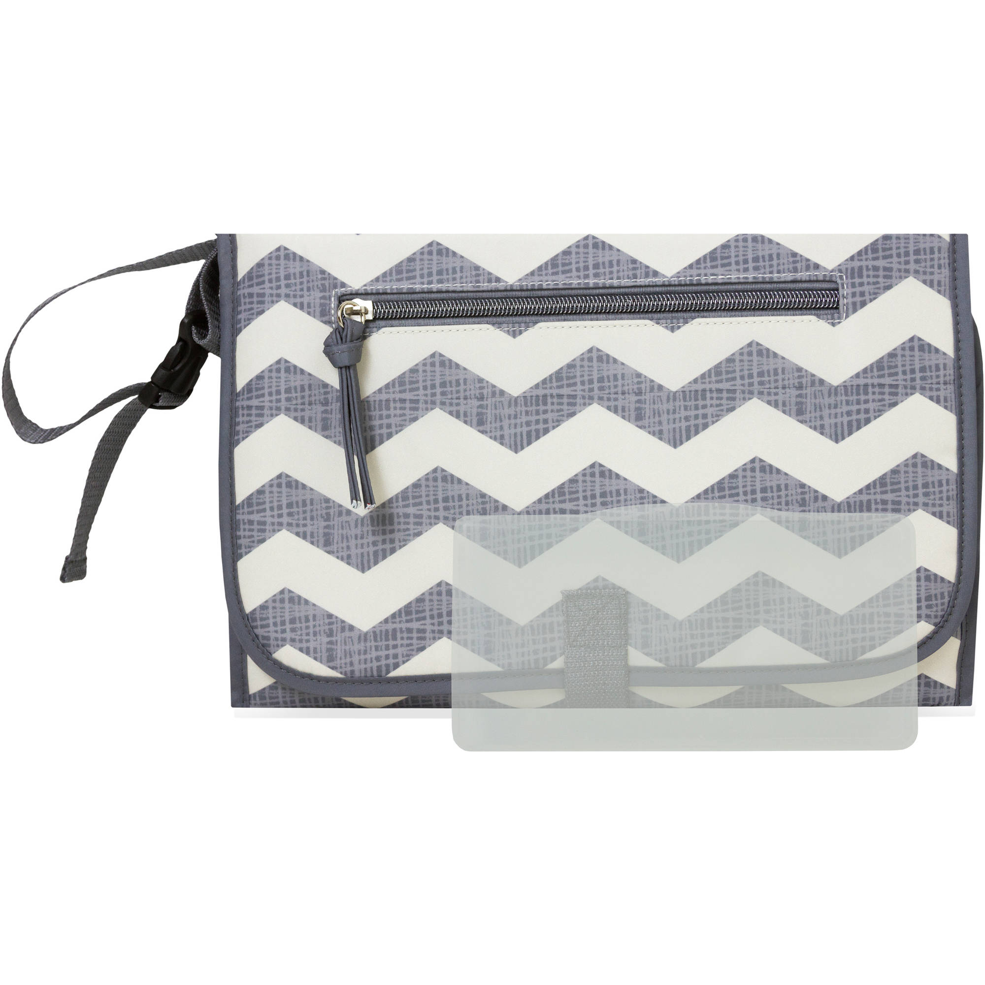 Baby Essentials Chevron Travel Changer
