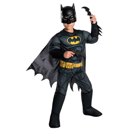 Costumes In Dc (DC Comics Deluxe Batman Child)