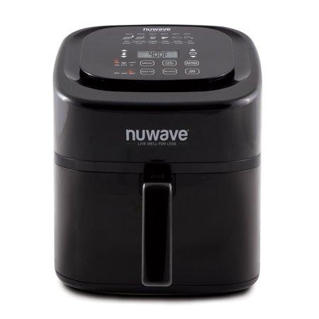 Bien Air - NuWave Brio 6-Quart Non-Stick Digital Electric Air Fryer(OPEN BOX)
