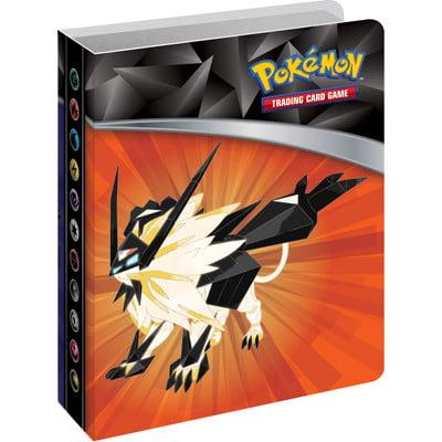 Pokemon Card Binder (Pokemon Sm5 Ultra Prism Collectors Album)