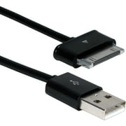 Samsung tablet chargers qvs usb sync charger cable for samsung galaxy tab tablet 160 ft greentooth