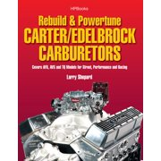 Rebuild & Powetune Carter/Edelbrock Carburetors HP1555 - eBook