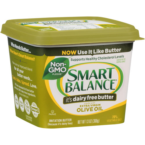 Smart Balance Made with Extra Virgin Olive Oil Buttery Spread, 13 oz