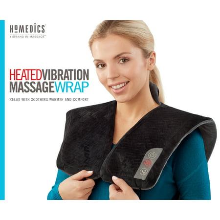 HoMedics Heated VIbration Massage Wrap ()