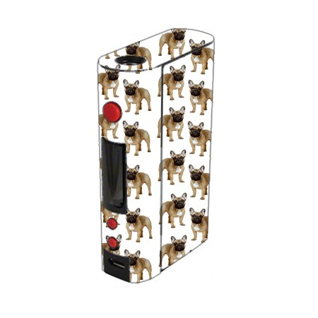 Skin Decal For Kangertech Kbox 200W Kanger Vape Mod / Little Bulldogs In