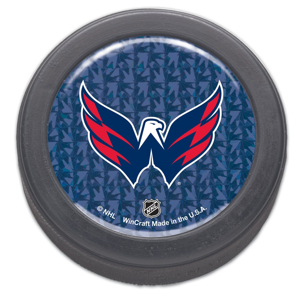 Washington Capitals Official NHL Hockey Puck by Wincraft 284020