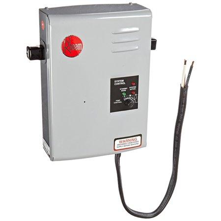 rheem rte 13 electric tankless water heater, 4 gpm - walmart
