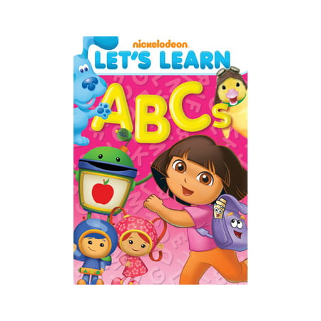 Nickelodeon Let's Learn: ABCs (DVD) - Halloween Shows On Abc Family