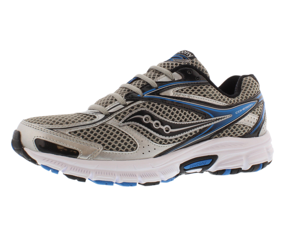 Saucony Grid Cohesion 8 Running Men's Shoes Size by