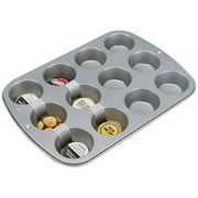 Wilton Recipe Right 12-Cavity Standard Muffin Pan 2105-954