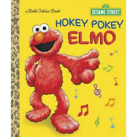 Hokey Pokey Elmo (Sesame Street) - Sesame Street Halloween Book