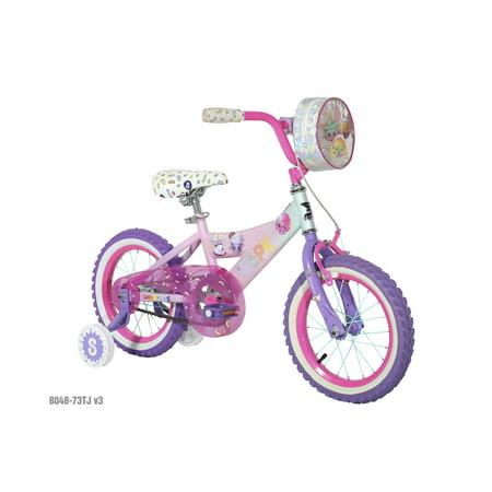 """14"""" Shopkins Girls Bike"""