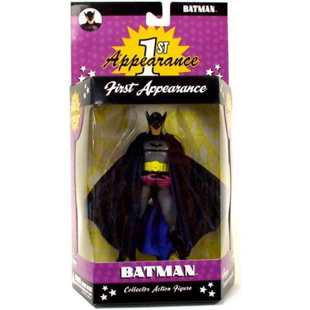 DC First Appearance Series 1 Batman Action Figure