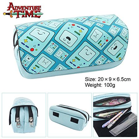 Cut Canvas Pencil Pen Bag Case Box Cosmetic Pouch Pocket Brush Holder Makeup Bags - BMO