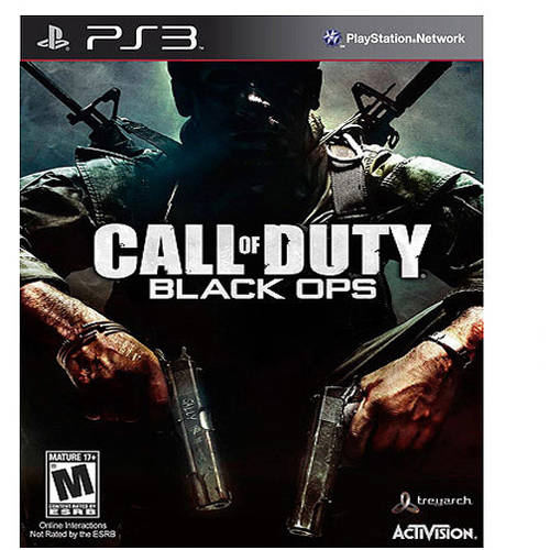 Call Of Duty Black Ops (PS3) - Pre-Owned