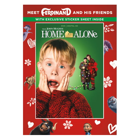 Home Alone (25th Anniversary) (Walmart Exclusive) (DVD + Digital HD) - Buzz Home Alone