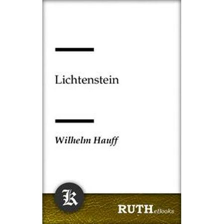 Lichtenstein - eBook (Lichtenstein Halloween)