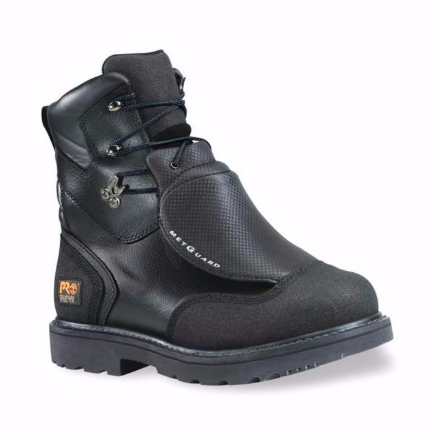 "Men's Timberland PRO Met Guard 8"" Waterproof Steel Toe Boot"