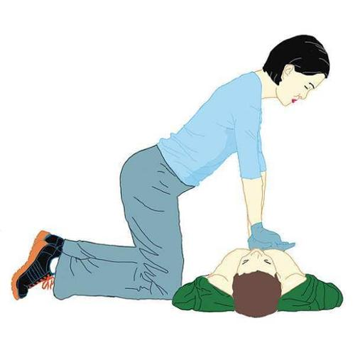 FIRST VOICE TRA2100 Instructor Led Adult CPR/AED Training G9410204