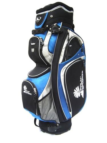PALM SPRINGS GOLF Royal 14 Way Full Length Divider Cart Bag by