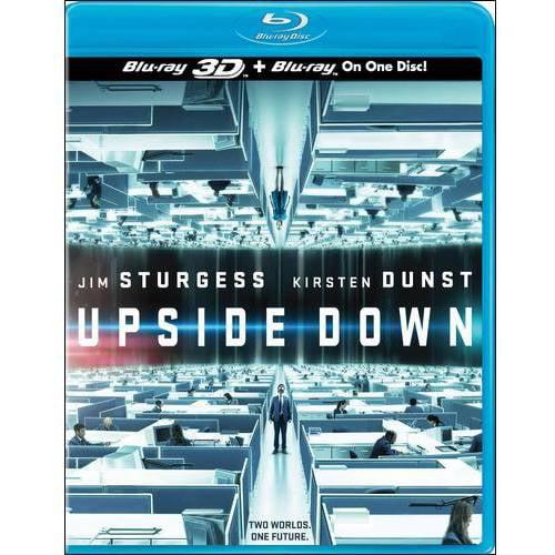 Upside Down (3D Blu-ray + Blu-ray)