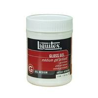 Liquitex Gloss Gel Medium - 8 ounces