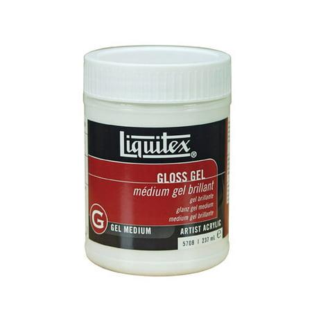 liquitex gloss gel medium 8 ounces walmart com