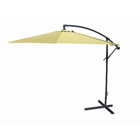 Jordan Manufacturing 10' Offset Umbrella, Multiple Colors