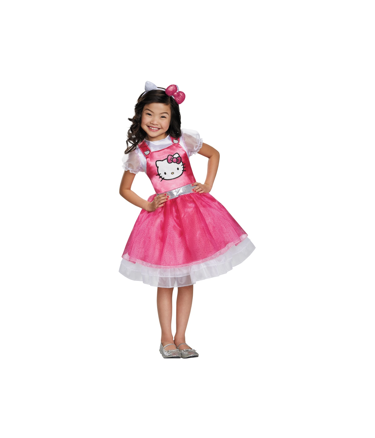 Classic Hello Kitty big Girls Costume by