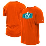 Miami Dolphins New Era 2021 NFL Draft Hook T-Shirt - Orange