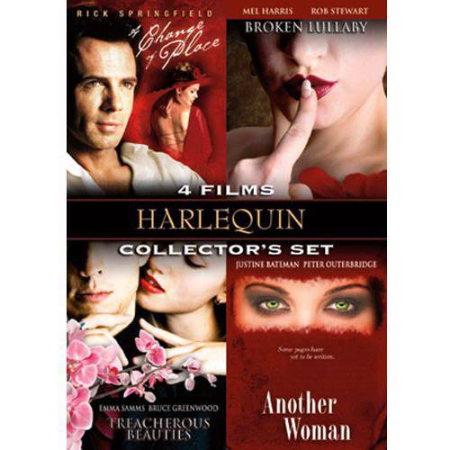 Harlequin Collector's Set, Vol. 1: A Change Of Place / Broken Lullaby / Treacherous Beauties / Another Woman