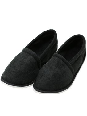 ce42b5ec3eec3 Product Image Easy USA Women's Terry Slip On House Slippers