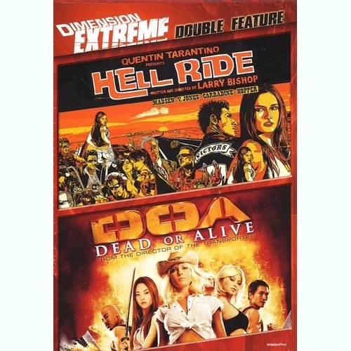 Hell Ride / DOA: Dead Or Alive (Double Feature) (Widescreen)