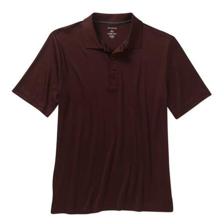 Big Mens Short Sleeve Polo