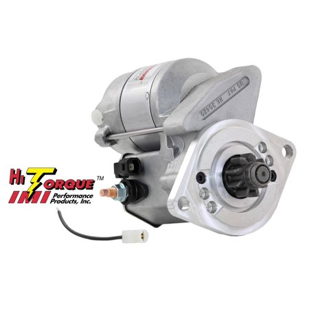 NEW IMI 12V CONVERSION STARTER FITS 1946-52 JEEP WILLYS WITH 97T FLYWHEEL 3322 46-29 3322 46-29 MZ4113 MZ4199 MZ4124