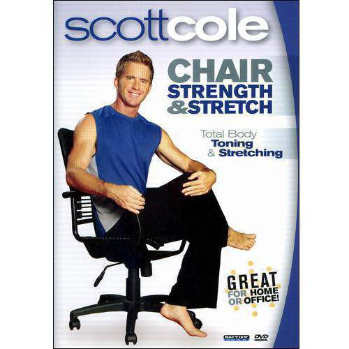 Chair Strength & Stretch With Scott Cole (Full Frame)