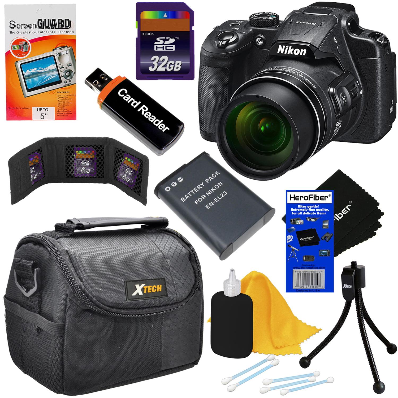 Nikon COOLPIX B700 20MP CMOS Wi-Fi, NFC Digital Camera wi...
