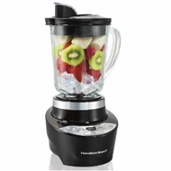 Hamilton Beach 5-Speed Smoothie Blender, Black