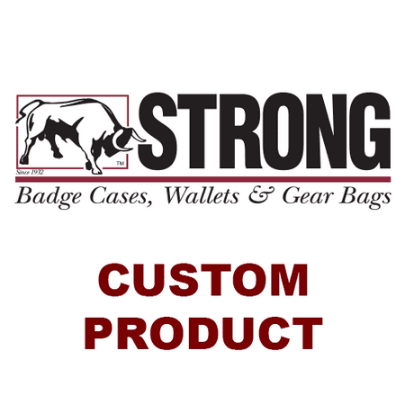 Strong Leather Company 81140-1352 Recess Clip On Lg Cir 135 - 81140-1352 - Strong Leather Company