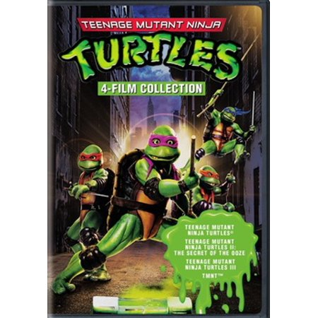 4 Film Favorites: Teenage Mutant Ninja Turtles