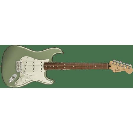Fender Player Stratocaster, Pau Ferro Fingerboard, Sage Green Metallic - (Fender Modern Player Hsh Stratocaster Electric Guitar)