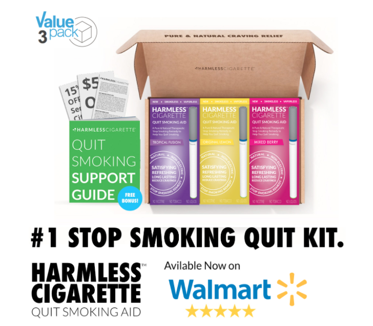 Can't product to quit smoking