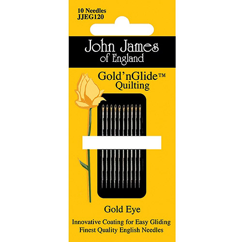 Gold'n Glide Quilting Needles